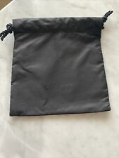 Chanel X1 Drawstring Makeup Pouch Black - For coin/jewelry- New
