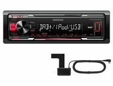 Kenwood KMM-DAB403 - Autoradio ohne CD-Laufwerk mit digital Radio DAB+