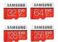 Samsung EVO Plus Series 32G 64G 128GB MicroSD Card UHS-I TF Memory Card 100M/s