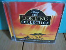 Disney  - The Lion King Collection - CD - englisch - sehr gut
