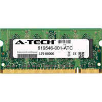 2GB DDR2 PC2-6400 800MHz SODIMM (HP 619546-001 Equivalent) Memory RAM