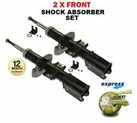 FOR VOLVO S70 2.0 2.3 2.4 2.5 TDI 1997-2000 2 X FRONT SHOCK ABSORBER SHOCKER SET