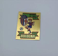 Meister Bologna 57 Figurine Album Fußballer Panini 1980 1981 Neu mit Velina