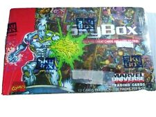 1993 Marvel Universe Series IV SkyBox Factory Sealed Box 36 Packs 360 Cards