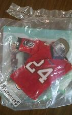 #24 Buccaneers MINI NFL JERSEY Burger King Kids Meal Toy New c95
