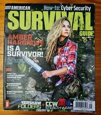 American Survival Guide Magazine SEP 2019 Self Sufficiency Prepper Off Grid Info