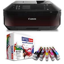 Canon PIXMA MX925 Tinten-Multifunktionsgerät WLAN LAN USB Tintenstrahl Drucker