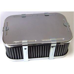 Special Offer! Weber DGAV DGV DGAS DGMS  air filter 65mm deep pancake cleanable