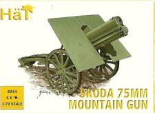 HAT 1/72 (20mm) WWI Skoda 75mm Mountain Gun