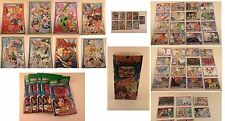 DIGIMON ADVENTURE Japan Series 2 BASE PUZZLE HOLO FOIL Cards COMPLETE MASTER SET