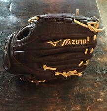 """Mizuno Franchise Series Softball Glove 12.5"""" Left Hand Throw Burgundy - NEW"""