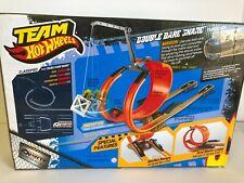 Hot Wheels Hot Wheels Team Hot Wheels Double Dare Snare Track Set