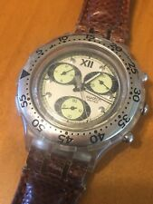 Genuine Vintage Swatch Watch 511 21 Jewel Working