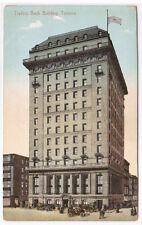 Traders Bank Toronto Ontario Canada 1910c postcard
