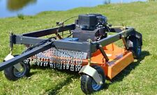 Blitz FBM44 ATV Quad Mower field paddock topper heavy duty rotary Rock Machinery