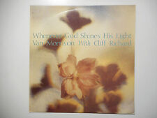 "MAXI 12""  ▒ VAN MORRISON with CLIFF RICHARD : GOD SHINES HIS LIGHT"
