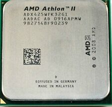 AMD Triple Core CPU Athlon II X3 425 2.7GHz Socket AM3
