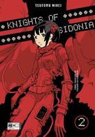 manga Knights of Sidonia 02 von Tsutomu Nihei (2011, Taschenbuch)