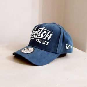 Boston Red Sox MLB New Era A Frame Adjustable Cap