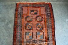 Beautiful Very Soft Washable Natural Vegetable Dye Nomadic Prayer Rug