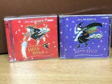Ein böser Zauber für den schlimmsten Hexe/das schlimmste Hexe Jill Murphy 2 x Hörbuch CD