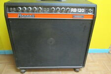 Randall Bass Combo RB-120 use as a Keyboard and/or Guitar amp/cabinet