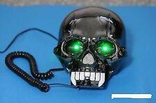 Half Skull shape desk phone Landline Phone