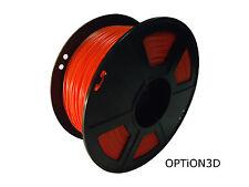 Red 3D Printer PLA Filament 1.75mm 1Kg / 2.2lbs
