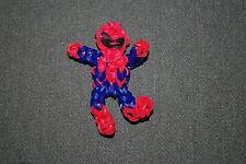 Rainbow Loom Spiderman Charm Super Spider Man Action Figure.
