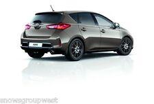 Genuine Toyota Auris Full Mudflaps Set New Accessory Original 2013> 53008-02010
