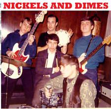 Nickels And Dimes LP-60's New Jersey Garage-Distortions Records-Vinyl LP