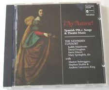 ¡Ay Amor! Spanish 17th Century Songs Newberry Consort