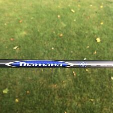 DIAMANA DIALEAD 60 R FLEX DRIVER Shaft + Adaptor TITLEIST / 913 / 915 / 917 Tip