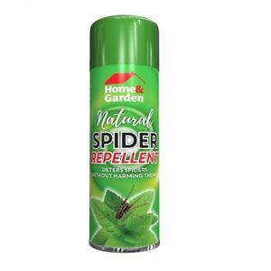 Home & Garden Natural Spider Repellent Spray Stain Free Fresh Mint 200ML