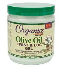 Africa's Meilleur huile d'Ol IVe Twist et VEROUILLAGE Gel (POT) 426ml