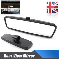 Rear View Mirror For VW T5 Transporter CADDY GOLF AUDI Seat SKODA Black UK Hot