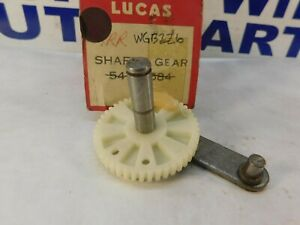 Lucas Wiper Motor Gear   54702584   WGB226 115* for 14W   Triumph  TR6 & ?