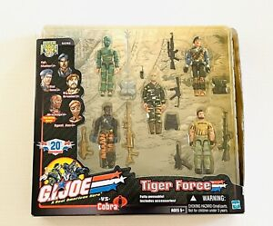 Hasbro GI Joe vs Cobra Tiger Force 5-Pack TRU Exclusive