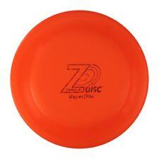 NG - Hyperflite Z-Disc Fang-X ORANGE - Hundefrisbee für FREESTYLE Discdogging