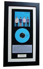 WEEZER Blue Album+Buddy CLASSIC CD Album TOP QUALITY FRAMED+EXPRESS GLOBAL SHIP