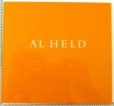 Al Held Abstract Art Exhibition Catalog Book Andre Emmerich Gall New York 1992