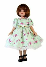 "Pretty floral Dress for 14"" Betsy McCall, Effner Dolls"
