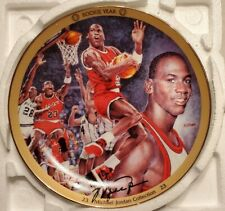 "Bradford Exchange Michael Jordan Collection ""Rookie Year"""