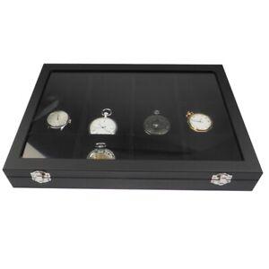 Uhrenschatulle PHASE 12 LIGHT für Taschenuhren
