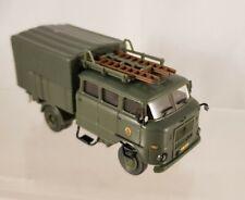 s.e.s / modelltec IFA W50 Militär / Polizei NVA Pritsche 1:87 H0 19500092