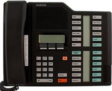 Lot of (50) Fully Refurbished Nortel M7324 24-Button Receptionist Phone (Black)