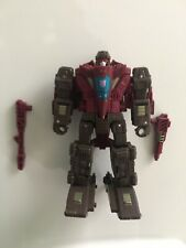 Transformers War for Cybertron: Siege Deluxe Skytread- Loose Complete