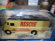 1:87 HO Scale Huntington County Indiana Sheriff Freightliner MT-55 Command Post