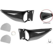 PAIR OF OVERSIZE AIR INTAKES CARBON FIBER DUCATI 1100 STREETFIGHTER / S '09/'13