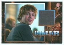 "CONNOR JESSUP ""BEN MASON COSTUME CARD CC12 #086/350"" FALLING SKIES SEASON 1"